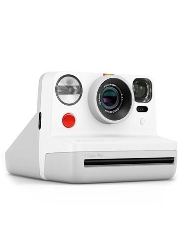 Polaroid Polaroid Now Beyaz Instant Fotoğraf Makinesi Ve 24Lu Film Hediye Seti Beyaz